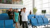 Pyongyang aéroport