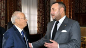 Mohammed VI et Béji Caïd Essebsi