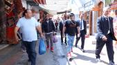 Cover Video - Sean Paul en ballade à l'ancienne médina de Rabat