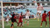 tunisie soudan U23