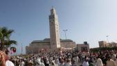 Mosquée Hassan 2 priere de l'aid el fitr