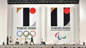 Logos des jeux Olympiques et Paralympiques 2O20 de Tokyo