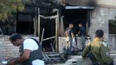 maison brulée cisjordanie