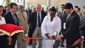 Nouveau siège à Casablanca du siège du Cluster solaire2