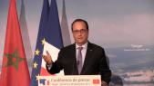 Cover Video - Le Roi a Paris a l'occasion de la COP21
