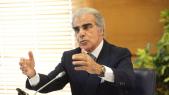 Abdellatif Jouahri, Gouverneur de Bank Al-Maghrib point de presse Rabat 22 sept 2015