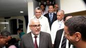 PJD  soirée electorale Rabat 4septembre 2015