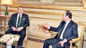 Mohammed VI-Frnaçois Hollande