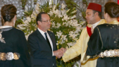 Mohammed VI-Hollande