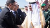 Retour du roi Salman à Tanger2