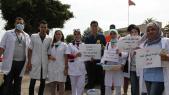 sit-in étudiants en médecine4