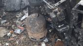 Explosion à Casablanca d'une bonbonne de gaz11