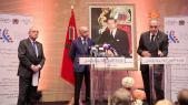 Cover Video - Conference de presse Mezouar - Fabius