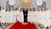 Roi mohammed VI présidents walis régions