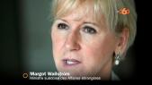 Cover Video - Déclaration de Margot Wallström Ministre suédoise des Affaires étrangères