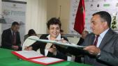 Ministre fatema marouane economie solidaire