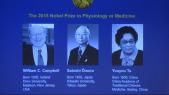 Nobel-médecine 2015