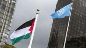 drapeau palestine ONU