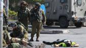 palestinien abattu