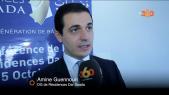 cover video - conférence de presse Résidences Dar Saada