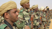 armée mauritanie