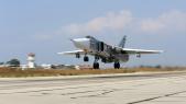 Bombardier russe Sukhoi Su-24