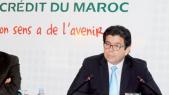 Baldomero Valverde, président du Directoire du Crédit du Maroc