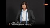 cover video - Latefa Ahrrare dit tout sur le festival des arts de la rue