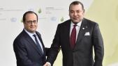 Mohammed VI COP21