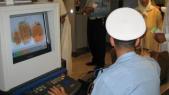 scanner douane