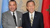 Ban ki-moon et Mohammed VI