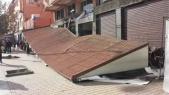 effondrement de toit image
