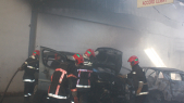Incendie dans un atelier PSA Citroën-Peugeot2
