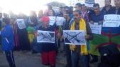Militants amazigh vs Benkirane-2