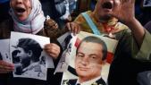 moubarak condamné