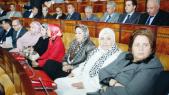 Femmes parlementaires