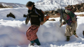 filles neige
