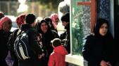 syriens bloqués