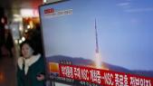 Tir fusée Corée