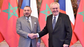 Mohammed VI et Zeman