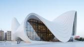 le centre culturel Heydar Aliyev
