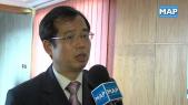 ambassadeur de chine au Maroc