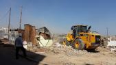 Destruction du bidonville de Hay Hassani