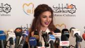 Cover Video - Le360.ma •Conférence Myriam Fares Mawazine 2016