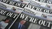 Journaux et Brexit