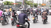 Cover Video -Le360.ma • Protestation de motos (C-90)