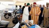 Mohammed VI-Détenus