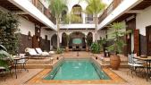 Ryad au Maroc