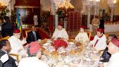Le roi reçoit le président rwandais