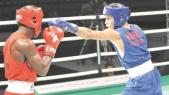 Boxeur-Maroc